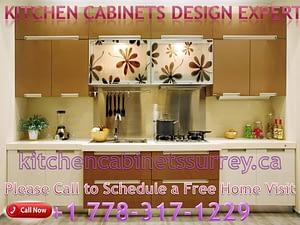 Kitchen Cabinets Design Surrey
